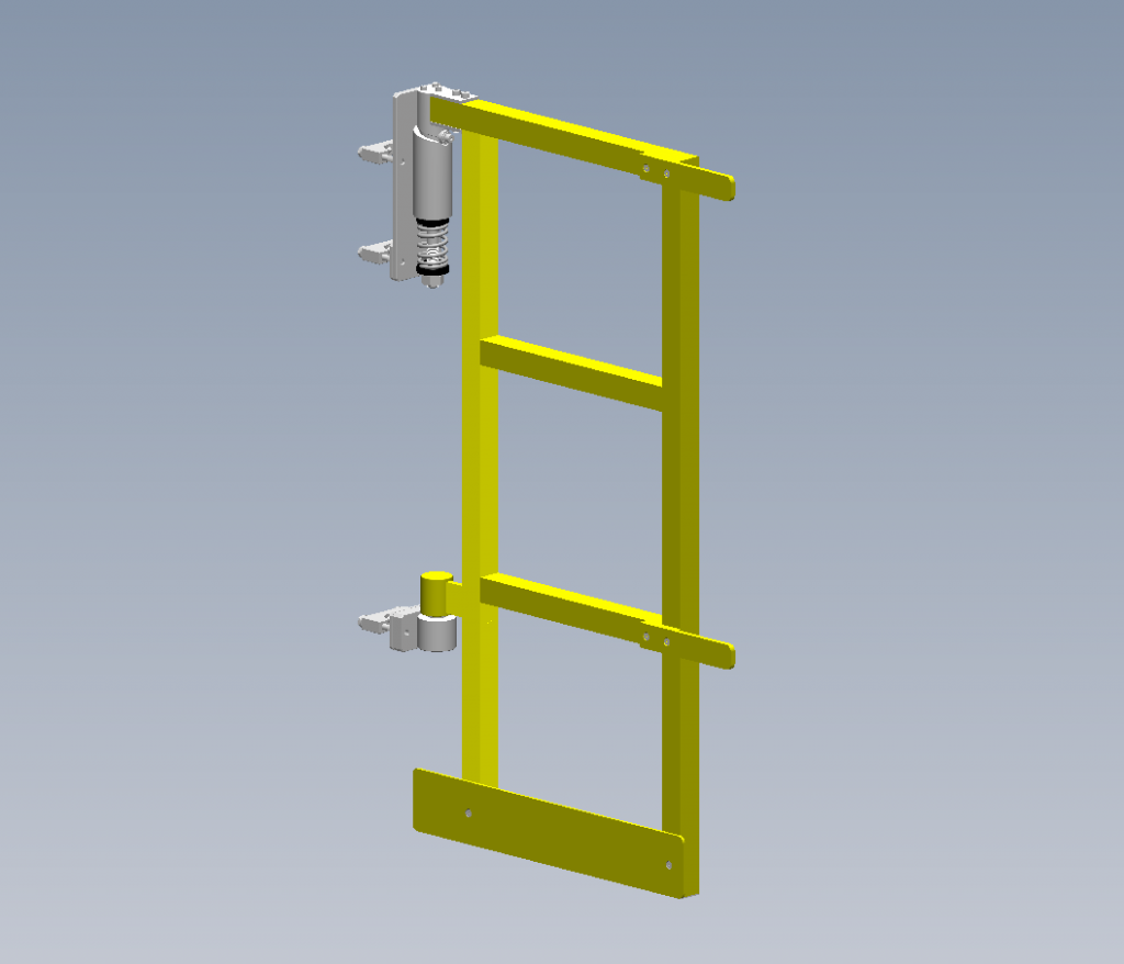 Kitchen Unit Door Closers